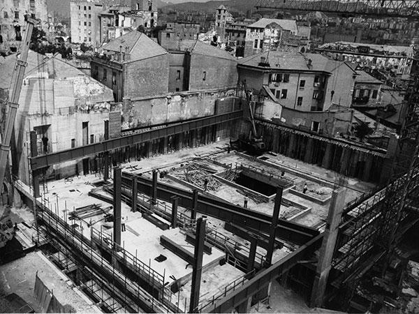 Archivio lavori Studio Archimede Sant'Agostino Genova