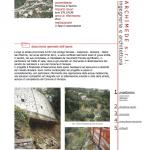 Progetto di consolidamento del muro di sottoscarpa interessato da una frana nel Comune di Varazze
