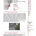 Progettazione di opere di messa in sicurezza e stabilizzazione di pendio a seguito di evento franoso Linea ferroviaria Genova - Ventimiglia Andora (SV)