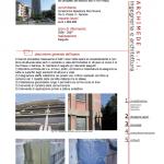 Attività di direzione lavori e coordinamento in fase di progettazione ed esecuzione relative ai lavori di consolidamento statico e manutenzione dei prospetti dell'edificio sito in Via Prasca.