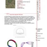 Progetto di consolidamento per l'adeguamento con fresatura per la messa in sagoma della Galleria Pellegrino