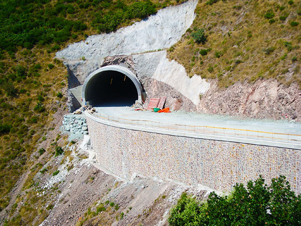 Infrastucture tunneling