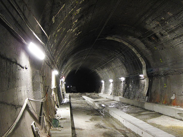 Infrastructure tunneling