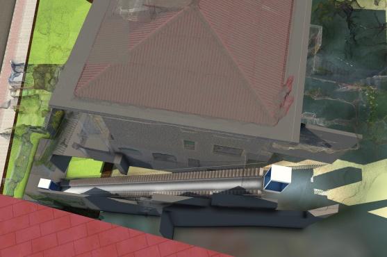 DRONE PROGETTO ASCENSORE